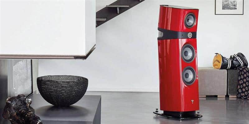 Focal Sopra 2 Imperial Red