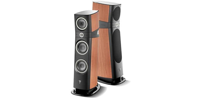 Focal Sopra 2 Walnut Veineer