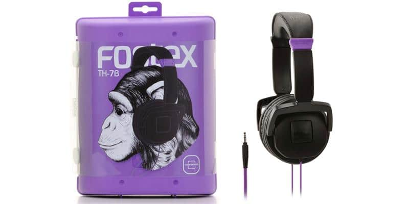 Fostex TH-7 Noir