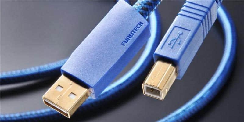 Furutech USB GT2-B (0,6m)