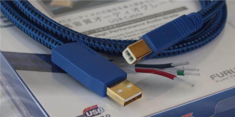 Furutech USB GT2-B (3,6m)