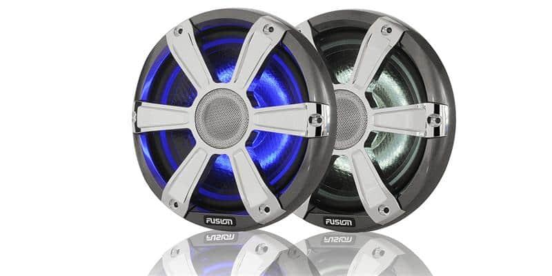 Fusion SG-FL77SPC Grise Chromée