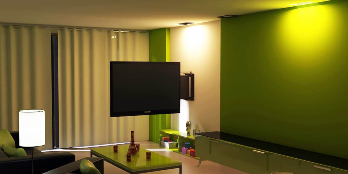 future automation pse90 supports tv motoris s sur easylounge. Black Bedroom Furniture Sets. Home Design Ideas