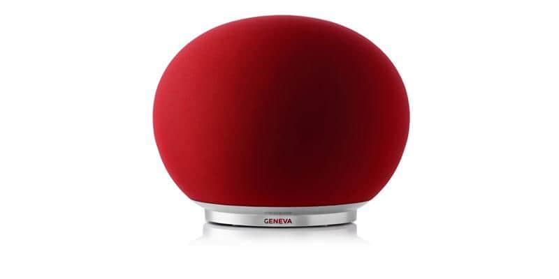 Geneva Aérosphère Large Rouge