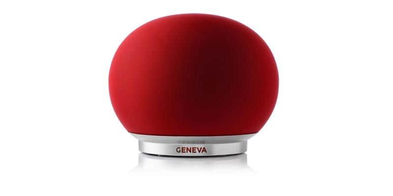Geneva Aérosphère Small Rouge