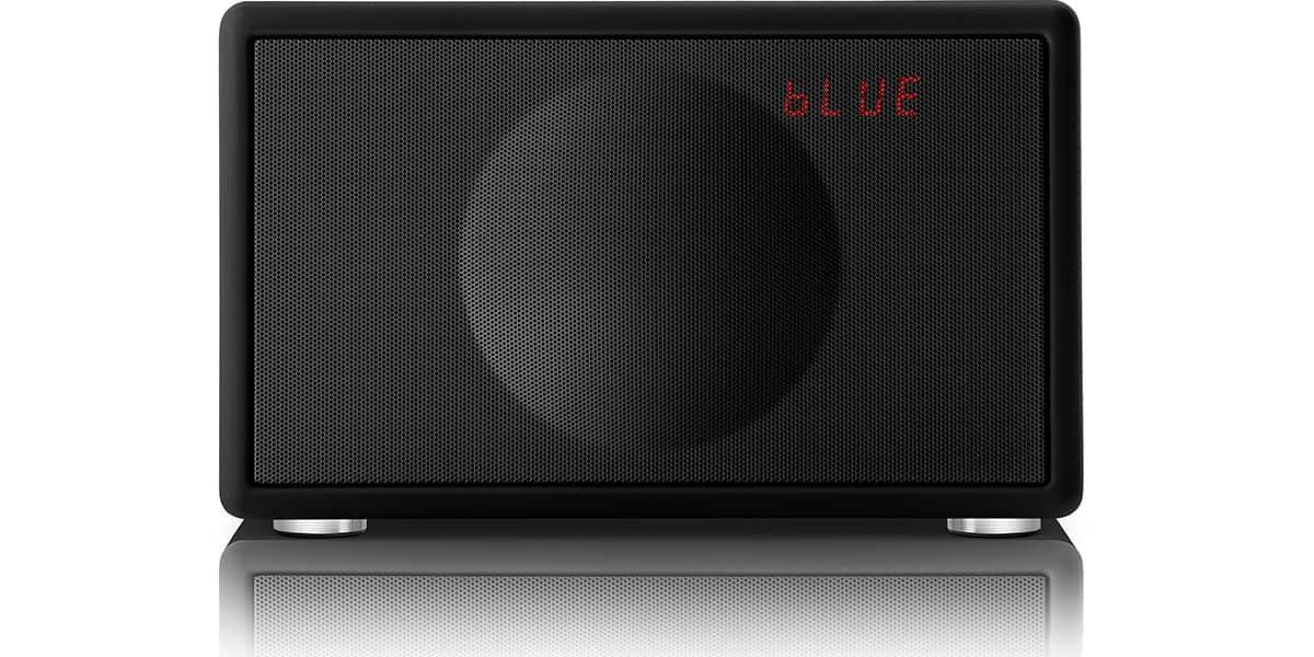 Geneva S Noir Mât   Enceintes Bluetooth sur EasyLounge