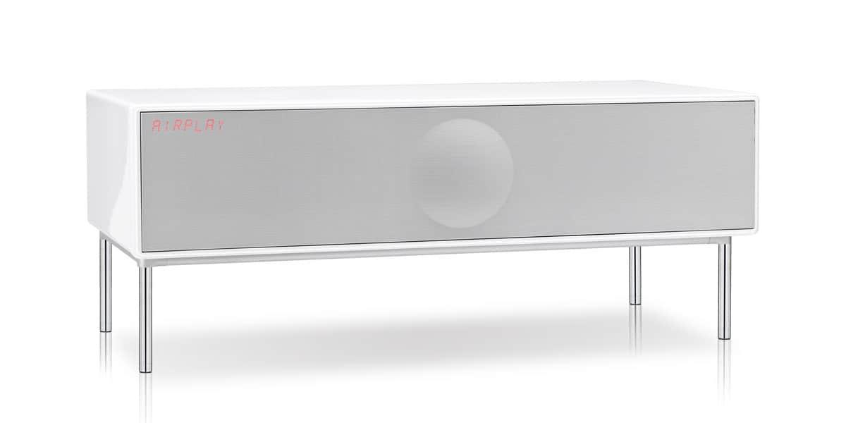 geneva xxl blanc enceintes bluetooth sur easylounge. Black Bedroom Furniture Sets. Home Design Ideas