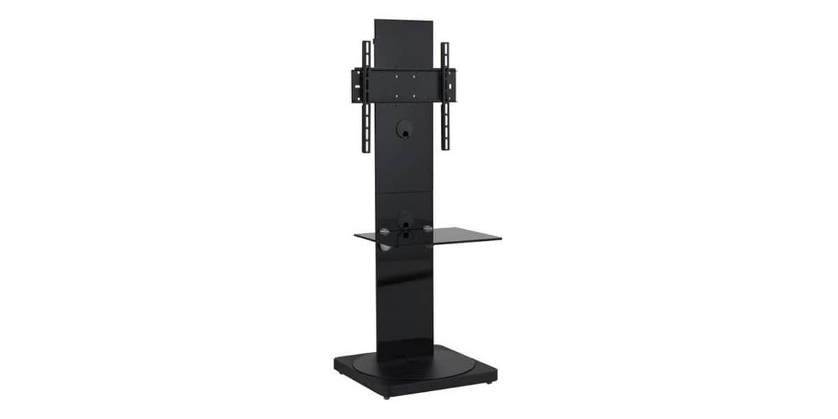 Gisan FS121 Noir  Supports TV sur Pied sur EasyLounge -> Tv Sur Pied Orientable