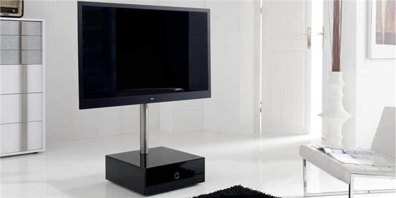 gisan fs205ne supports tv sur pied sur easylounge. Black Bedroom Furniture Sets. Home Design Ideas