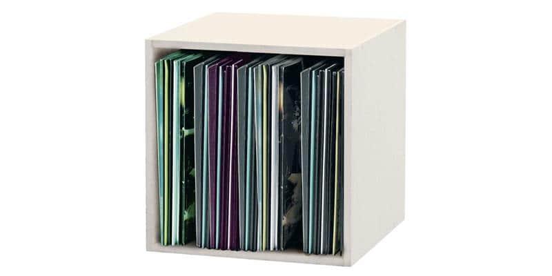 Glorious Record Box 110 Blanc