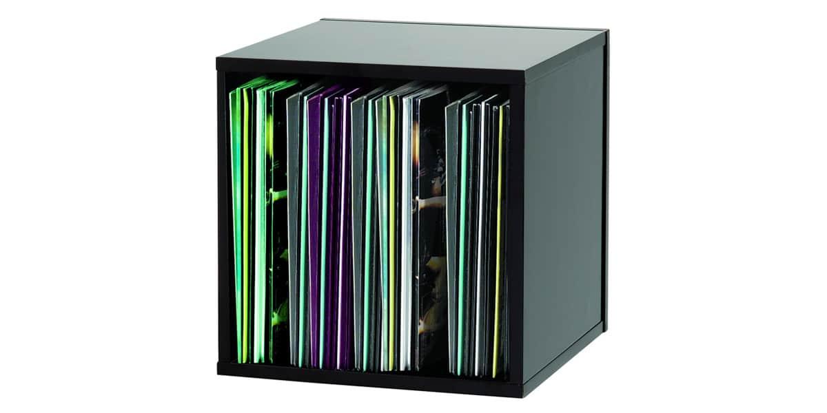 Glorious Record Box 110 Noir