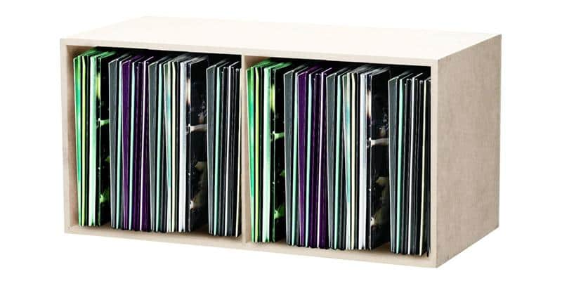 Glorious Record Box 230 Blanc