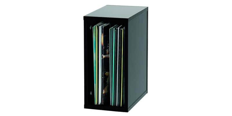 Glorious Record Box 55 Noir