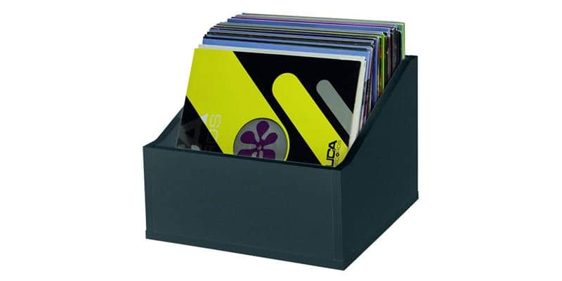 Glorious Record Box Advanced 110 Noir