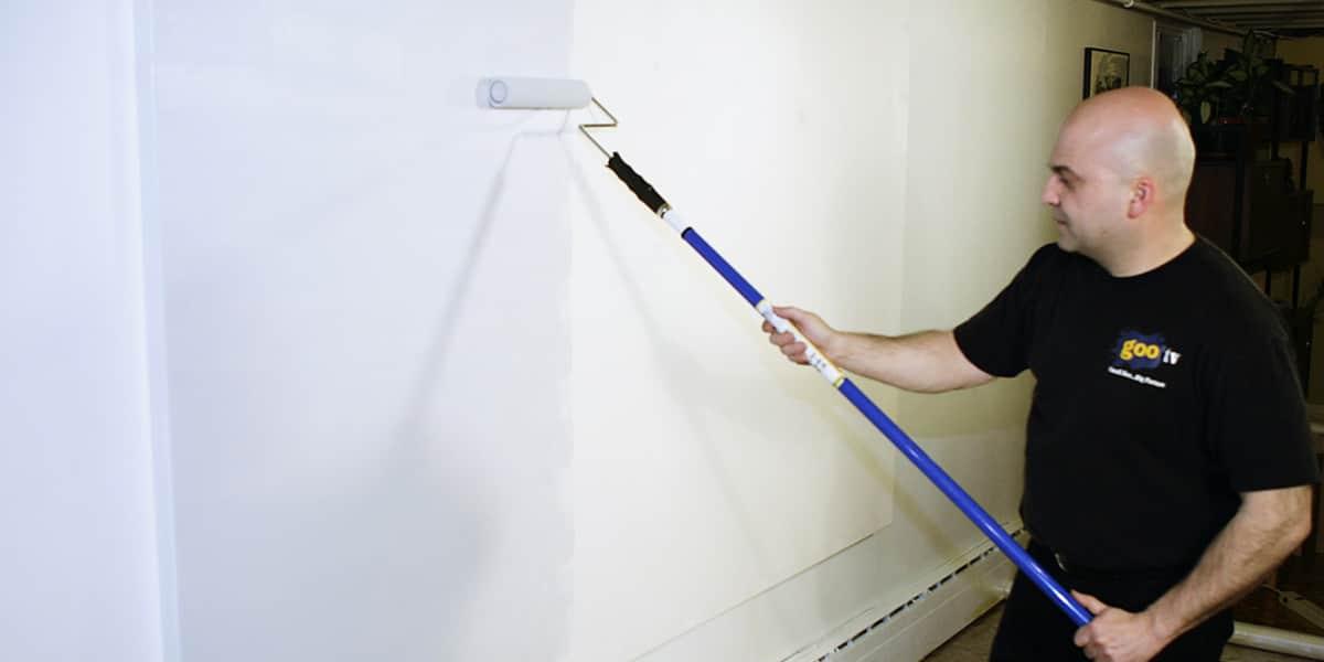 Peinture Home Cinema Test