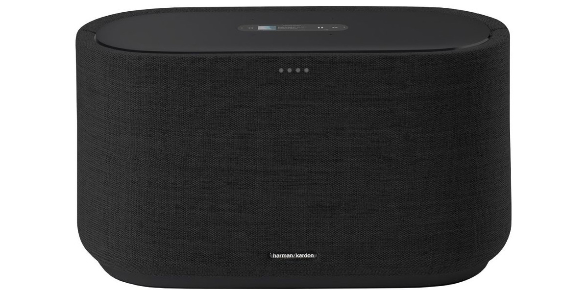 Harman Kardon Citation 500 Noir
