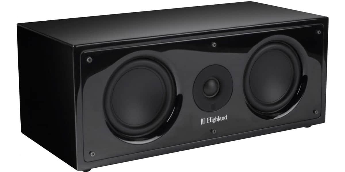 Highland Dilis 440C Noir laqué