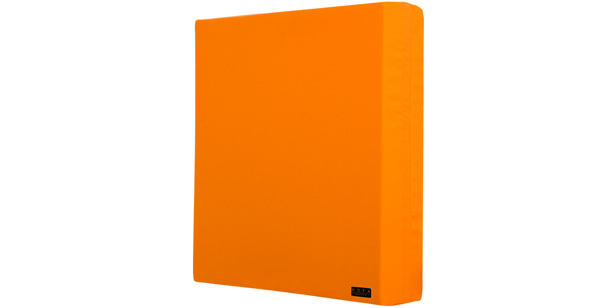 Hofa Akustik Absorber Eco Orange