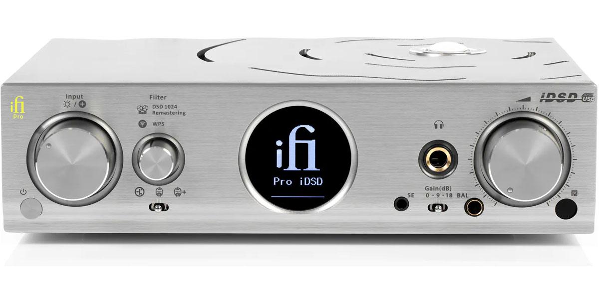 ifi Audio iDSD Pro 4.4 mm Gris