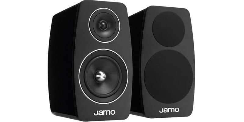 Jamo C103 Noir laqué