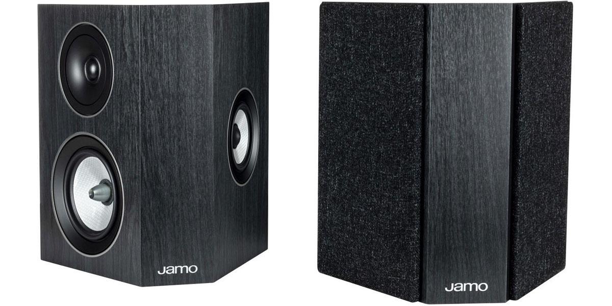 Jamo C 9 SUR II Noir