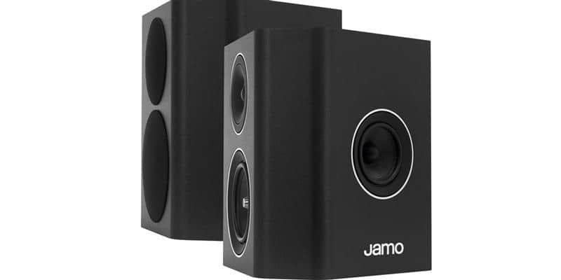 Jamo C9 Surround Noir