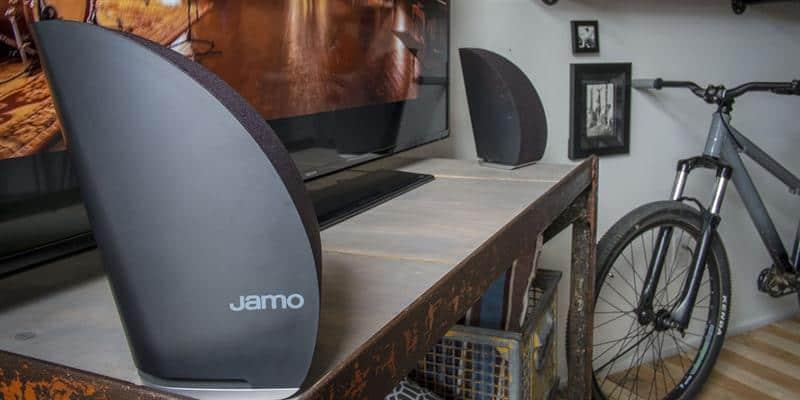 Jamo DS5 Noir