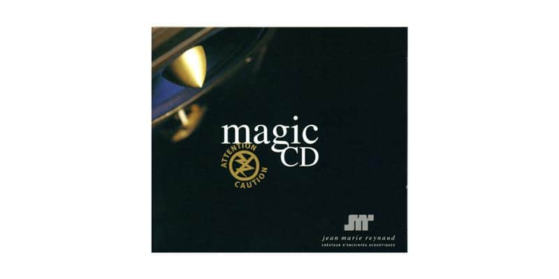 Jean-Marie Reynaud Magic CD