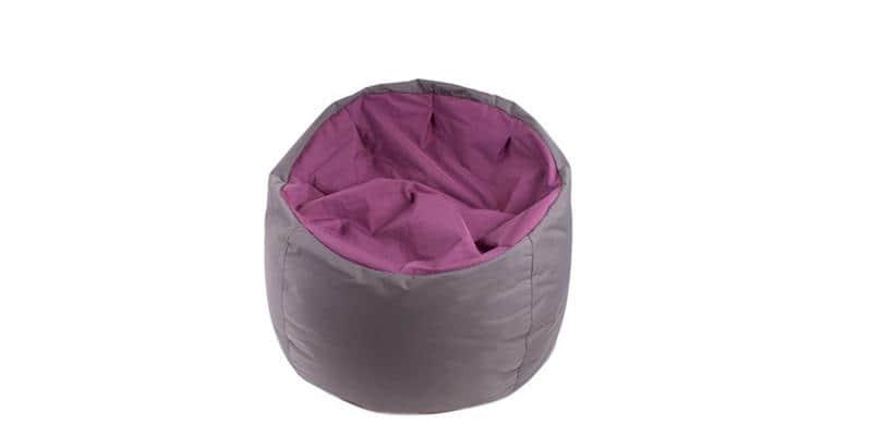Jumbo Bag Bowly Aubergine