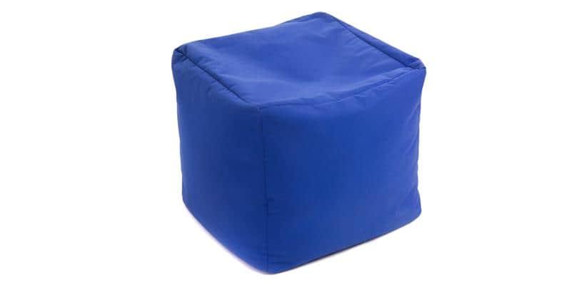 Jumbo Bag Cube Bleu