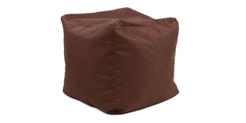 Jumbo Bag Cube Chocolat