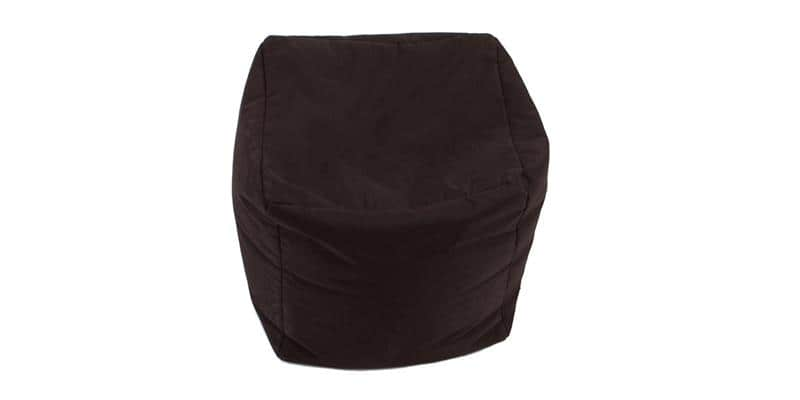 Jumbo Bag Cube Noir