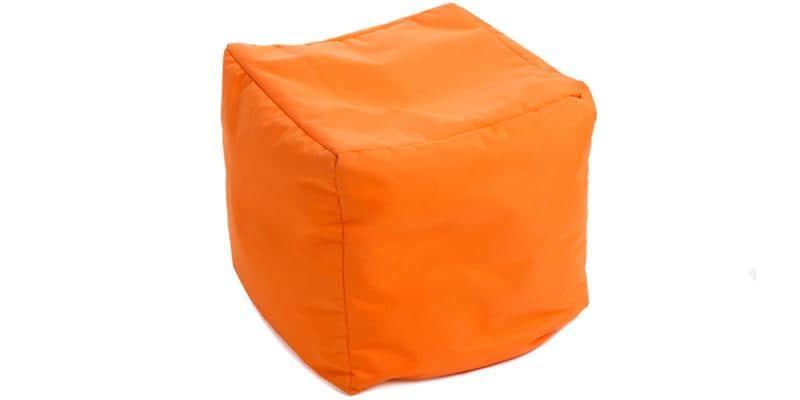 Jumbo Bag Cube Orange