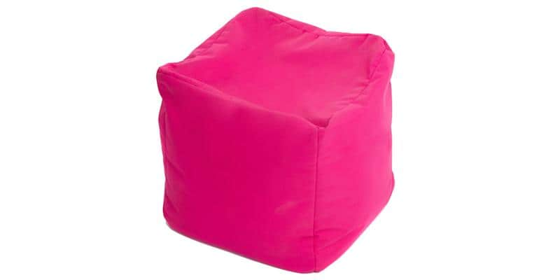 Jumbo Bag Cube Rose