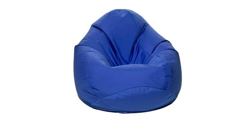 Jumbo Bag Scuba XXL Bleu