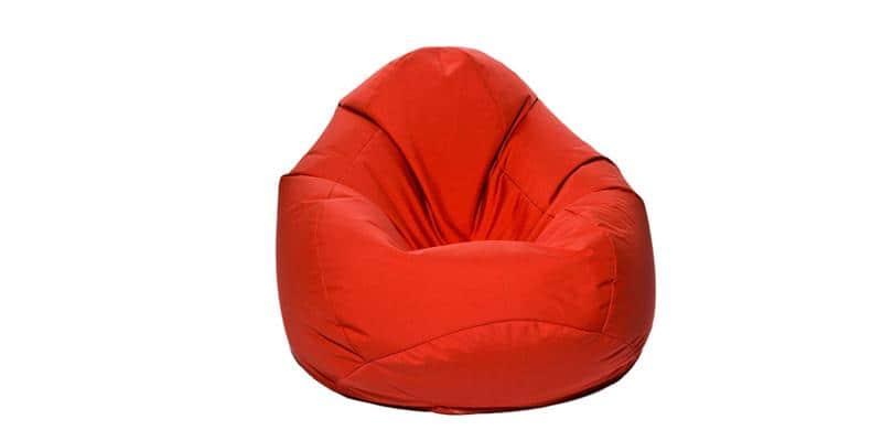 Jumbo Bag Scuba XXL Rouge