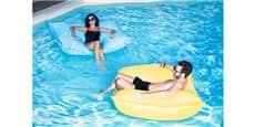 Jumbo Bag Swimming Bag Jaune