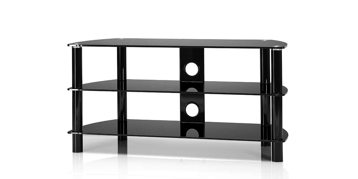 just racks jrc1051 bg meubles tv just racks sur easylounge. Black Bedroom Furniture Sets. Home Design Ideas