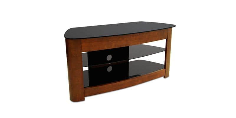 Kaorka k16 ls noyer meubles tv divers sur easylounge for Meuble tv kaorka
