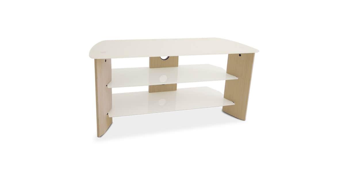 kaorka k120 l1000 chne meubles tv divers sur easylounge - Meuble Tv Kaorka Blanc
