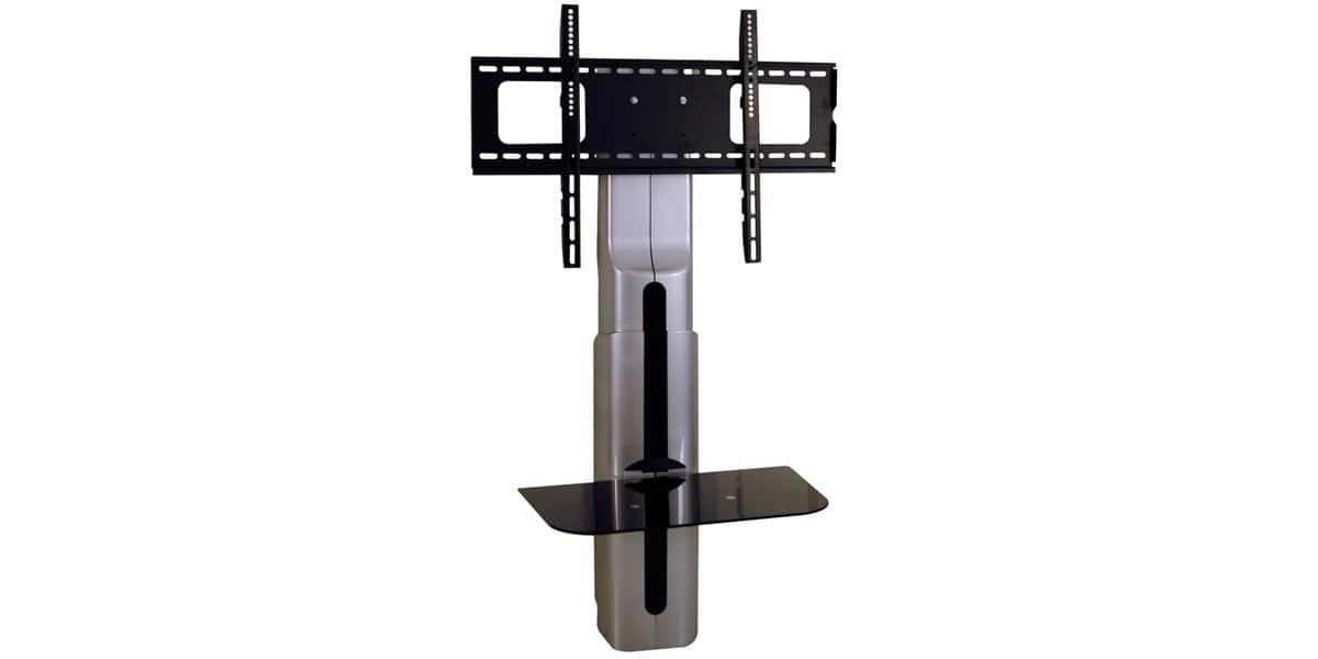 Meuble Tv Kaorka : Kaorka K105 Noir Et Argentmeubles Tv Divers Sur Easylounge