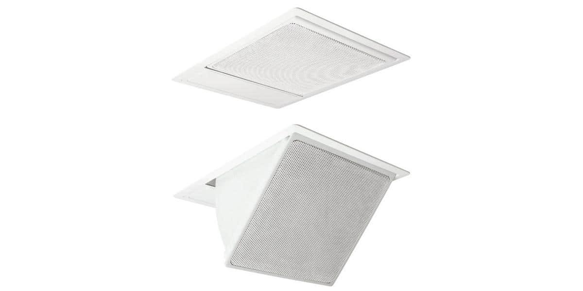 Kef ci200 3 qt blanc enceintes encastrables sur easylounge - Meilleur enceinte encastrable plafond ...