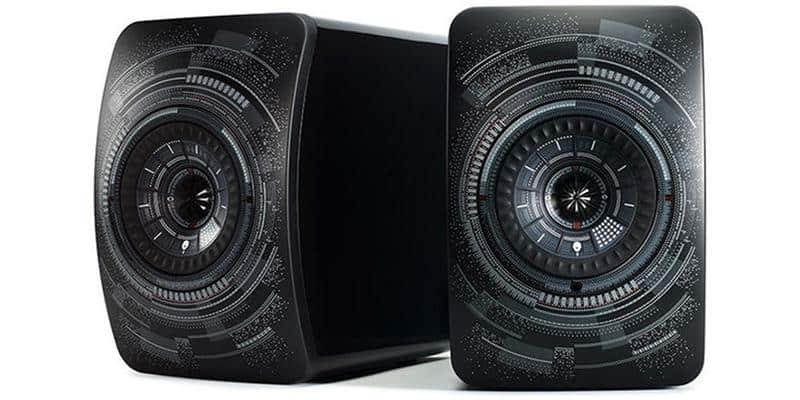 KEF LS50 Wireless MW Edition