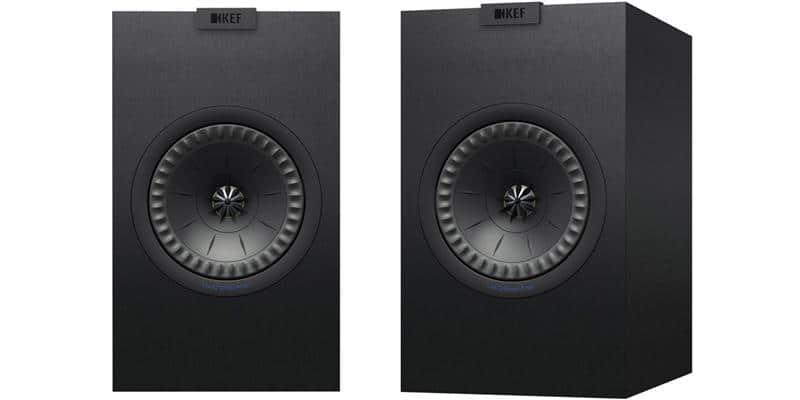 KEF Q150 Noir