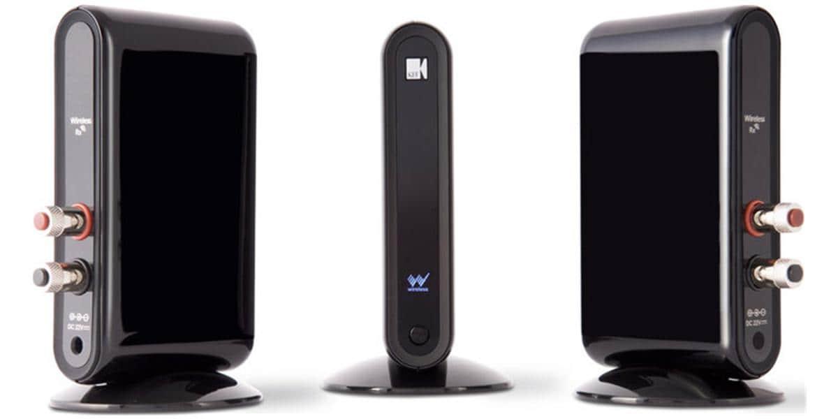 kef universal wireless system adaptateurs audio sur. Black Bedroom Furniture Sets. Home Design Ideas