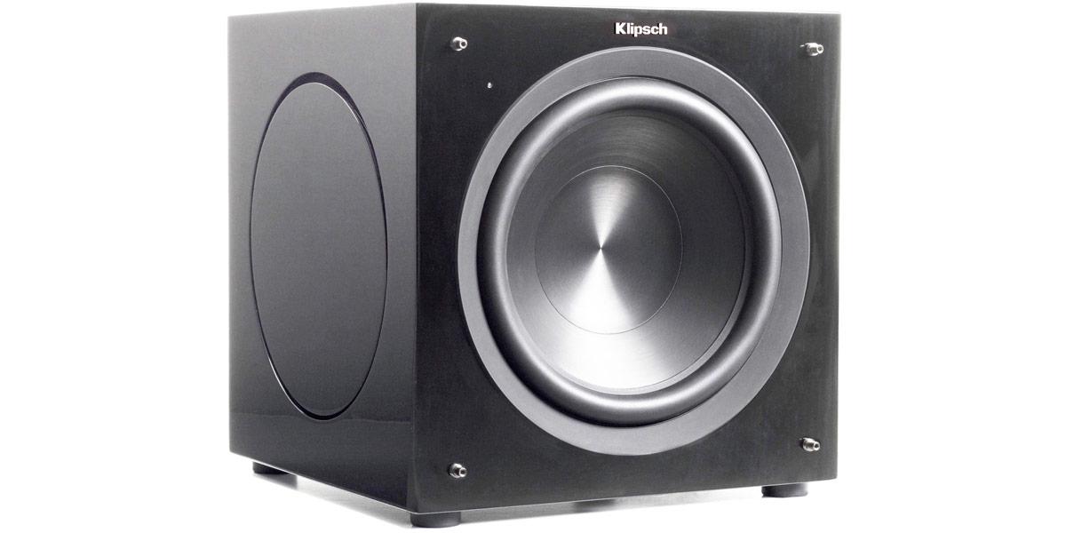 Klipsch C-310ASWi Noir
