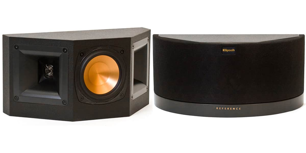 klipsch pack klipsch rf 42 packs enceintes colonnes sur easylounge. Black Bedroom Furniture Sets. Home Design Ideas