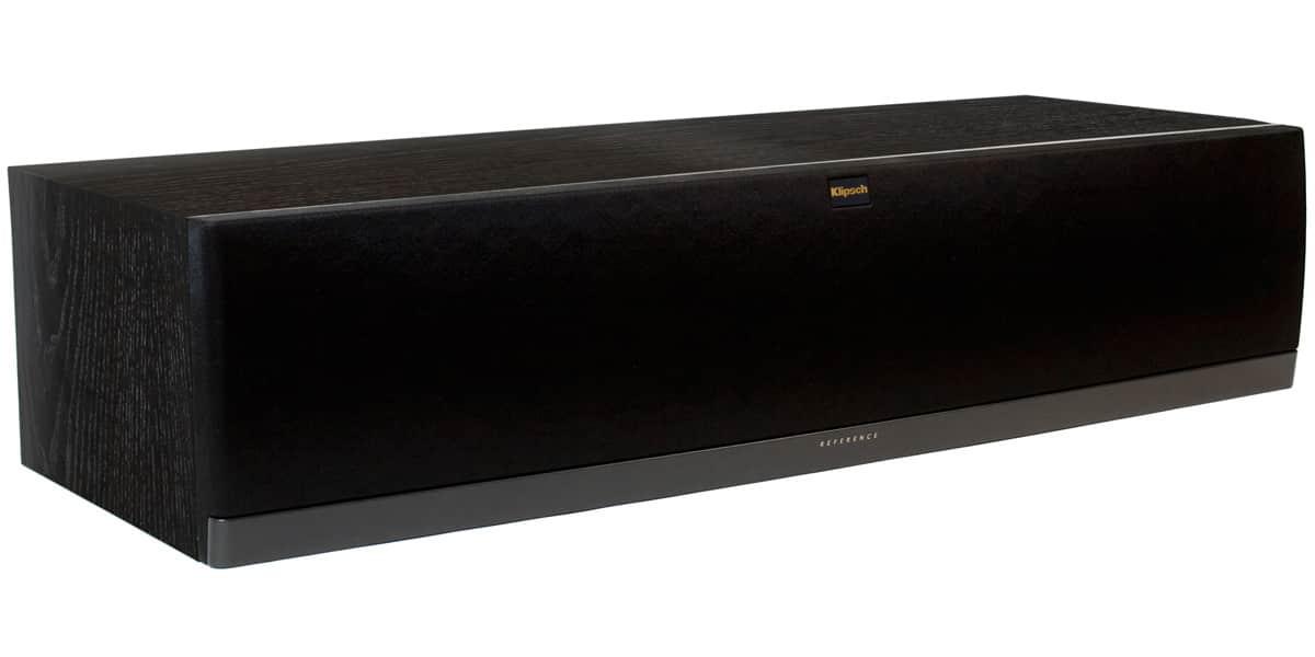 klipsch rc 64 mkii noir enceintes centrales sur easylounge. Black Bedroom Furniture Sets. Home Design Ideas