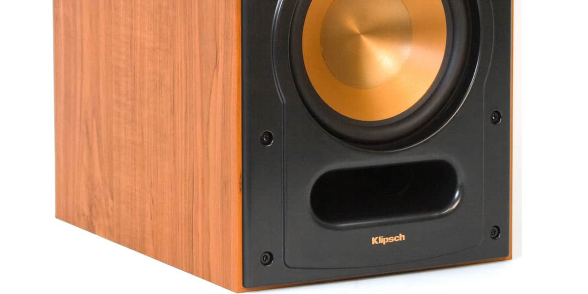 klipsch rb 61 ii cerisier enceintes biblioth ques sur easylounge. Black Bedroom Furniture Sets. Home Design Ideas