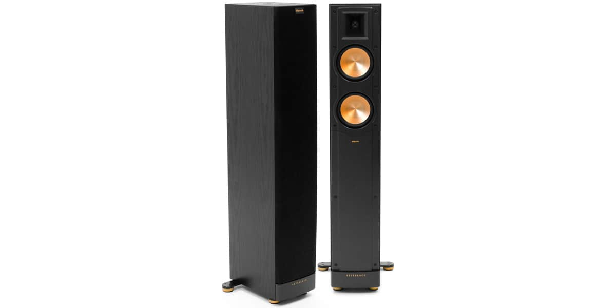 klipsch rf 42 ii noir enceintes colonnes sur easylounge. Black Bedroom Furniture Sets. Home Design Ideas